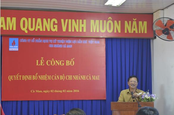 Le-Cong-bo-Quyet-dinh-bo-nhiem-cac-chuc-danh-tai-PV-Power-Services--Chi-nhanh-Ca-Mau